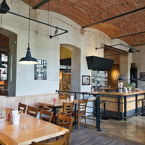 """""""zur Fabrik"""" restaurant in Vienna"""