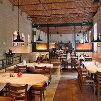 Freundliches Ambiente im Restaurant zur Fabrik