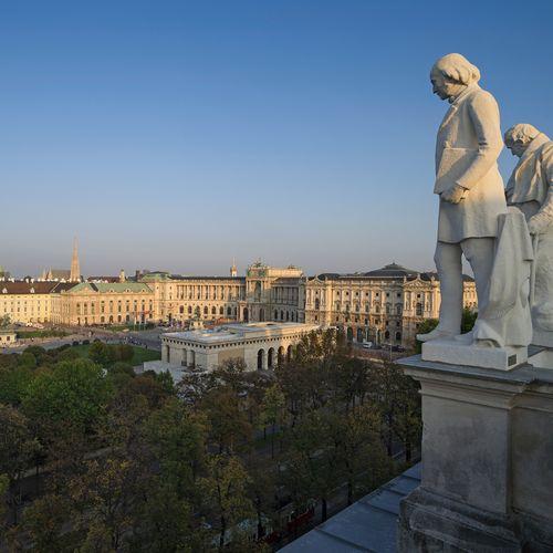 Hofburg | © WienTourismus/Christian Stemper