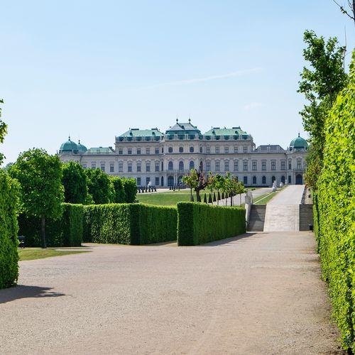 Belvedere Palace | © WienTourismus/Christian Stemper