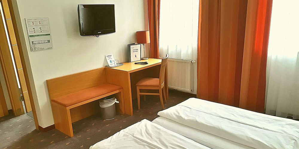 Room for 2 people in Vienna