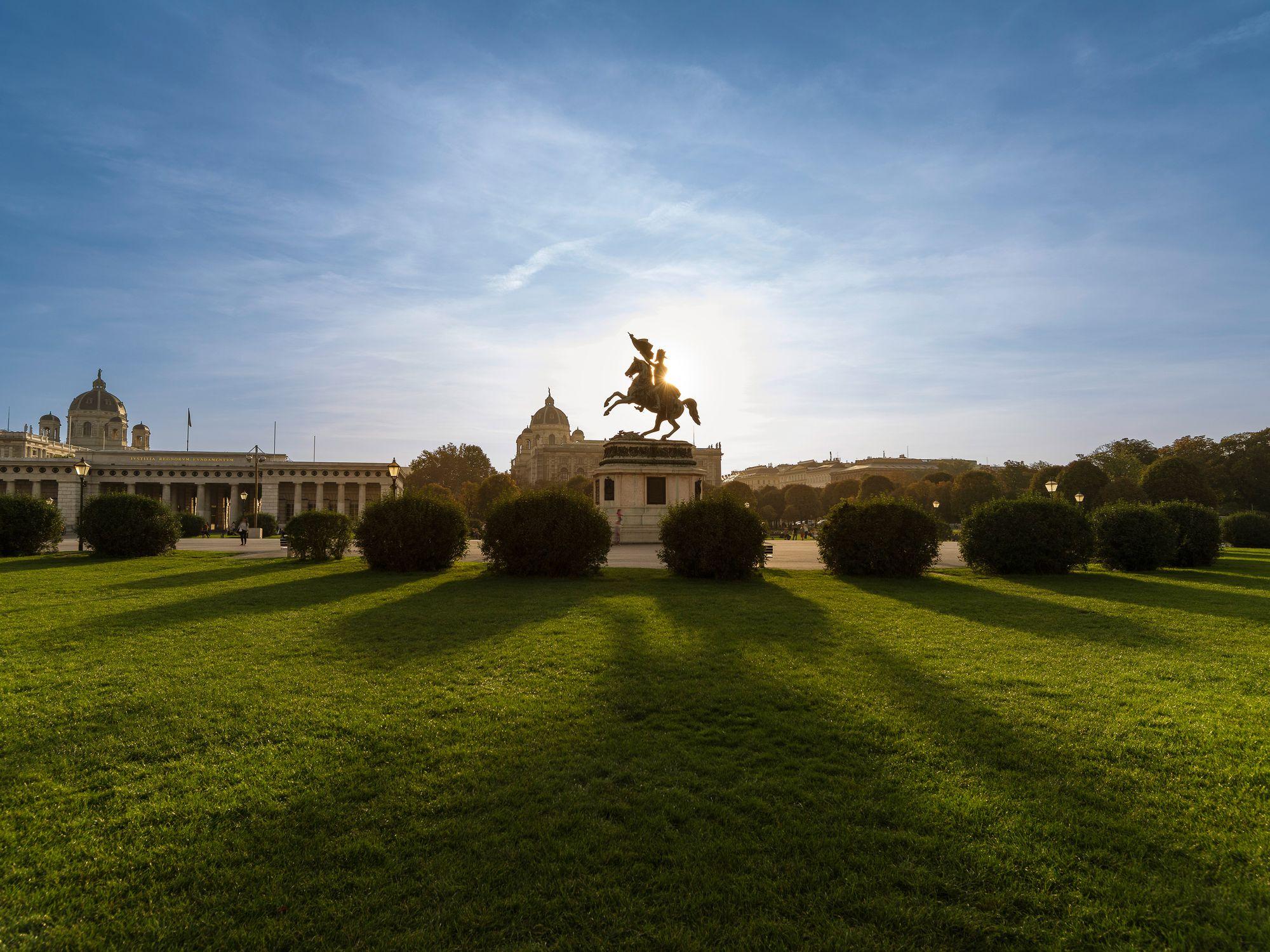 Heldenplatz | © WienTourismus/Christian Stemper