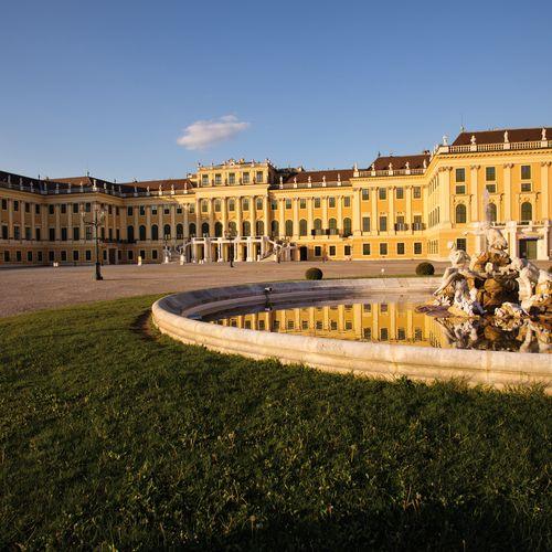 Schönbrunn Palace | © WienTourismus/Peter Rigaud